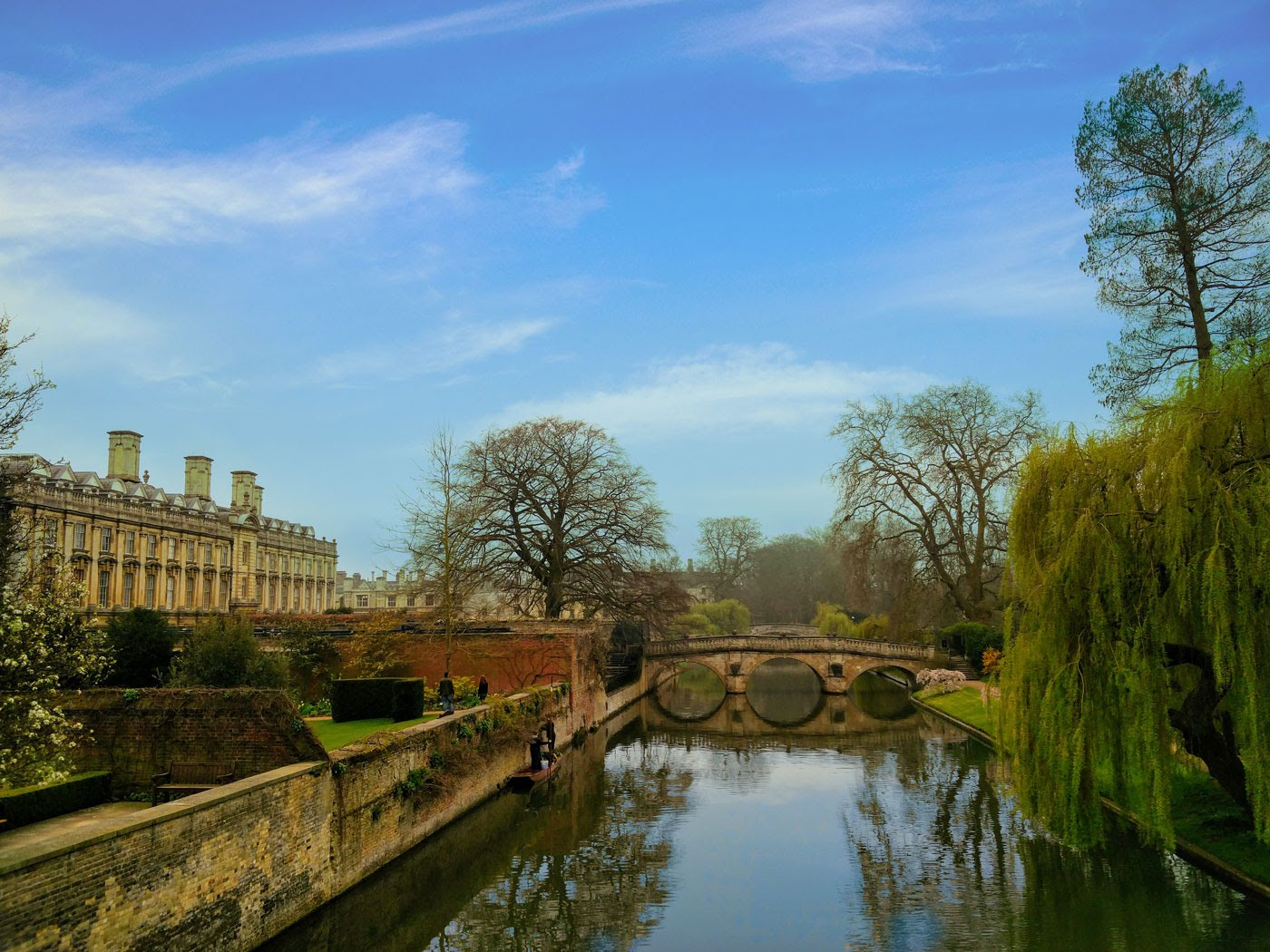 cambridge family tours